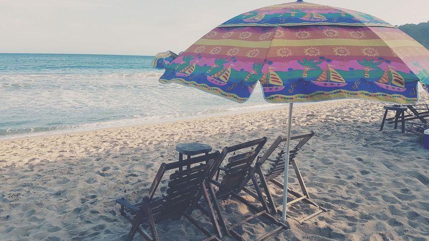 Beach Sea Summer Multi Colored
