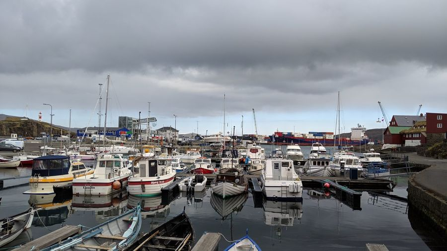 Harbor of