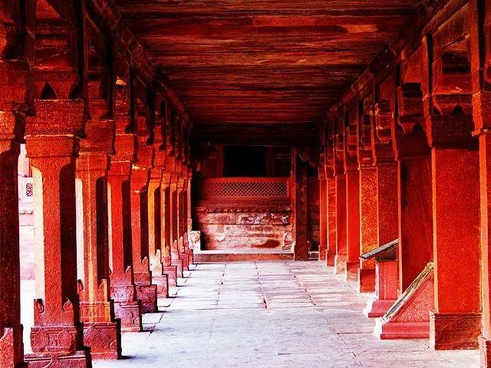Agra India Indiapictures Heritage Mughal Fatehpursikri Monument Pixels_india