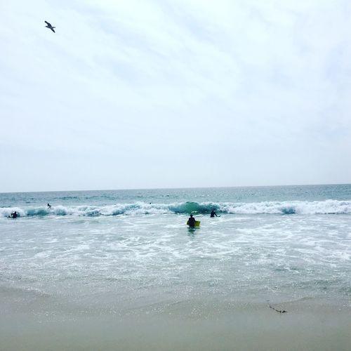 Surf Water Sky