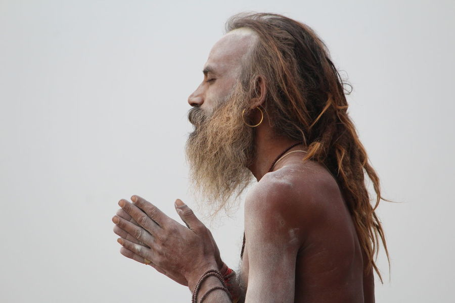 Banarasi Naga Sadhu Naga Sadhu Sadhu Of India First Eyeem Photo