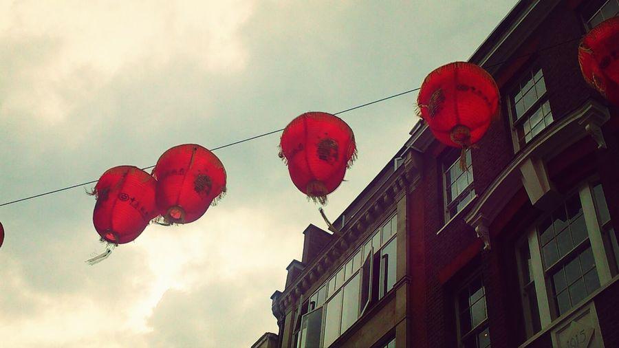 Chinatown London Sky
