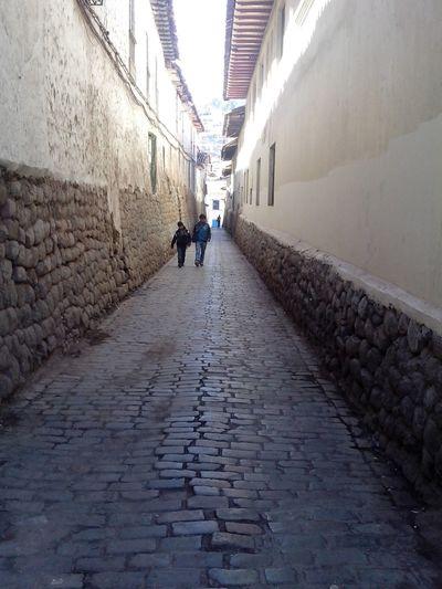 Cuzco Peru Walking Around Excercising Relaxing Architecture