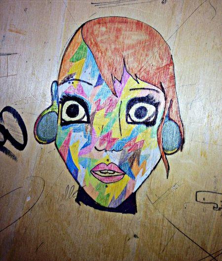Art Popular Girl Swag