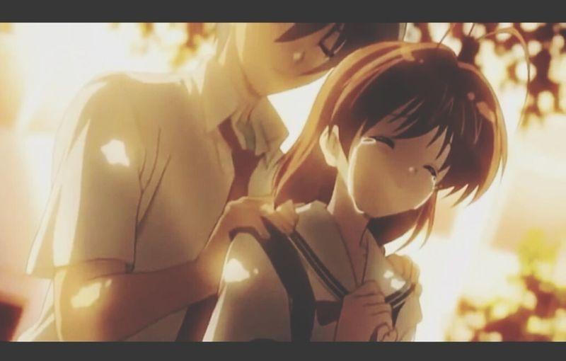 Y si voy y te digo que te necesito...volverías a abrazarme como la primera vez? Alone Need A Hug Tears Cried