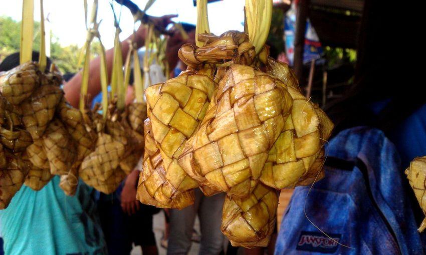 """""""Patupat"""" stickyrice of Balungao, Panggasinan Foodporn Itsmorefuninthephilippines Week On Eyeem LitratistaSaDaan"""