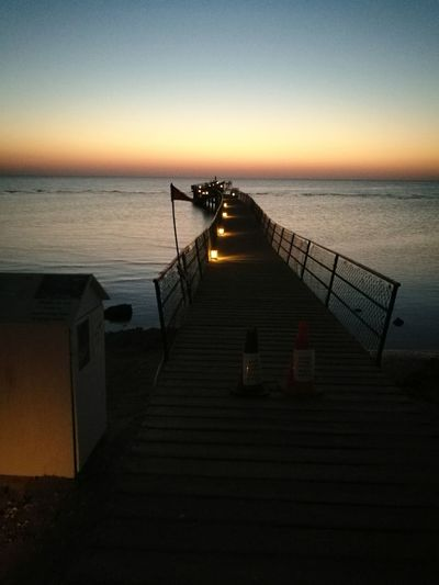 Sommer Sea Ägypten Red Sea Sunset