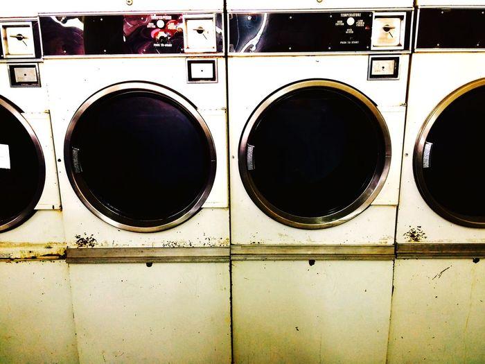 Laundromat Laundry Photography