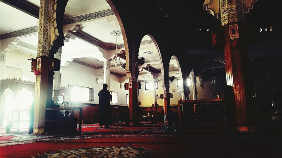 Built Structure Architecture Morocco 🇲🇦 مسجد انزكان اغادير