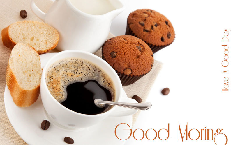 In A Cool-Cool Morning A Hot Coffee For U There Is No Cup & Coffee… Your Cell Is Cup & My SMS Is COFFEE.. . Wish U A COOL Morning.