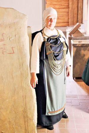 Baltic States Day Fashion Indoors  Old Dress Old Fashioned One Person Only Women People Retail  Senior Adult Senior Women Smiling The Portraitist - 2014 EyeEm Awards Women