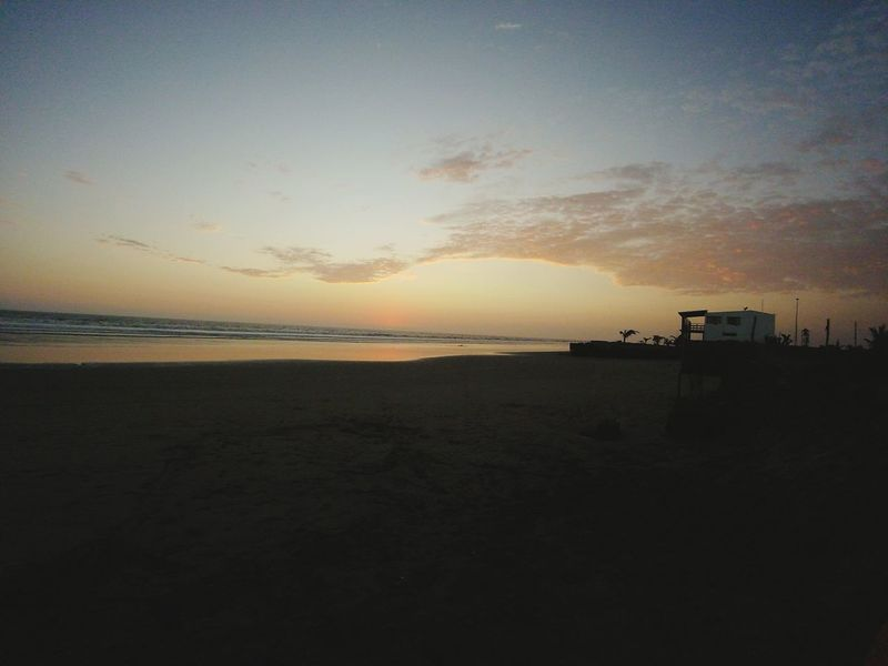 Sunset Colan Diferent Colours Sea Relax Photography Roadtrip Beach