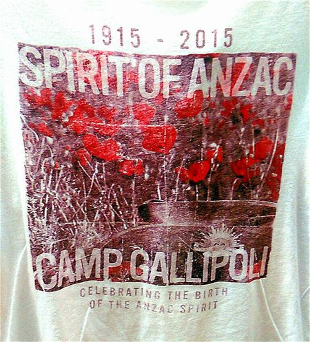T-shirt Australian Tshirts Camp Gallipoli Anzac Spirit The ANZACS T_shirt Tee Shirt T Shirts Gallipoli, 1915 Tee Shirts Tshirtcollection T Shirt Collection T Shirt Design T Shirt Art Tshirtart LEST WE FORGET The ANZACS Tshirt Tshirt♡ 1915-2015 Lestweforget Fall An ANZAC, Rise A Legend Gone But Never Forgotten Anzacs Australian And New Zealand Army Corps Spiritofanzac Tshirtporn Text Western Script No People