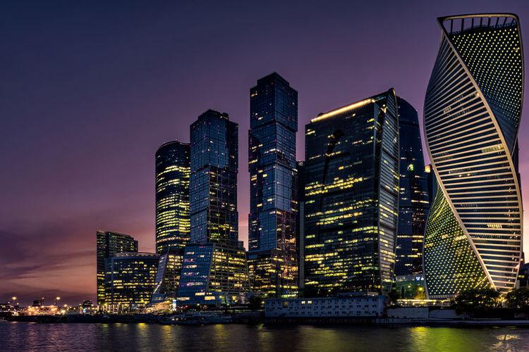 Moscow Finacial