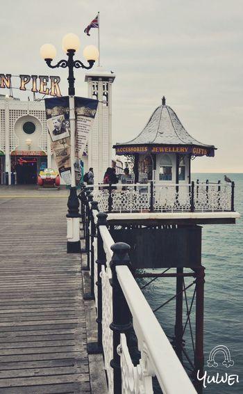 Brighton Brighton Pier Brighton Beach I miss U!