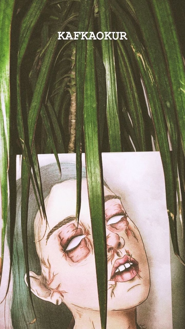 one person, real people, plant, women, close-up, human body part, green color, indoors, growth, nature, lifestyles, adult, body part, leaf, day, personal perspective, leisure activity, art and craft, plant part, human foot