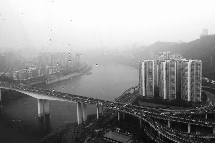 Hello World Enjoying Life Nature EyeEm Traveling Blackandwhite Black And White Sky Building