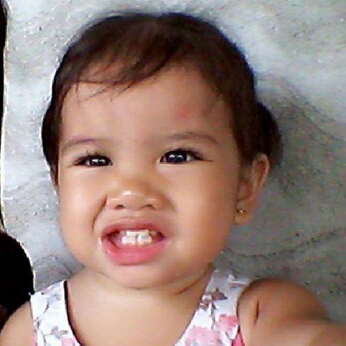 she simpLy makes me happy.. ZackieLen Niece  Love MiSsinher