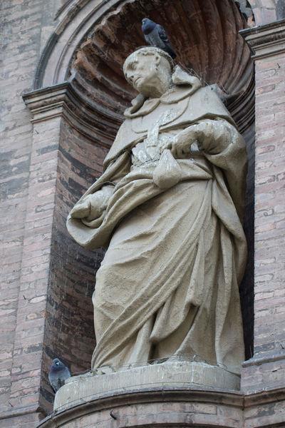Ferrara Ferrara- Italy FerraraCity Italy Statue