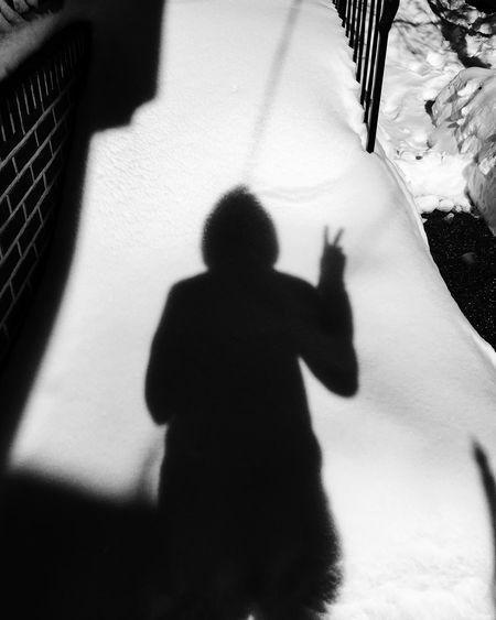 Selfie ✌ Shadow