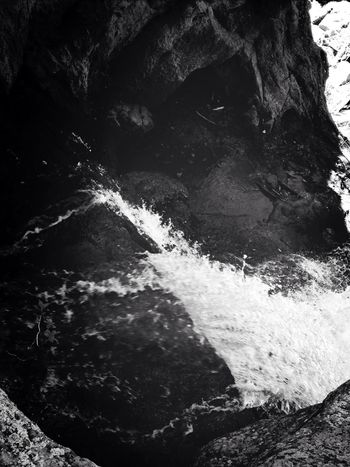 Jemez Mountains Waterfall Water