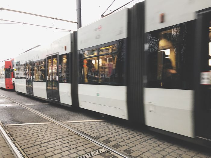 Tram in the City Time Speed Motion Motion Blur Cologne Street Underground Tram Public Transportation Rail Transportation Mode Of Transportation Transportation Train Train - Vehicle Railroad Station Platform Track Railroad Track Railroad Station Architecture No People Nature Travel Outdoors Passenger Train