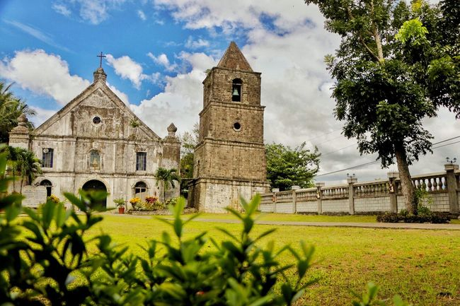 Bicol, Philippines Holy rosary Church