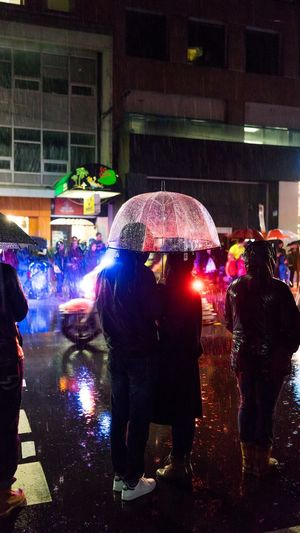 Enjoy The New Normal Halifax Night ParadeofLights2016