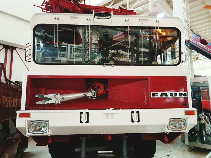 Airport Fire brigade car Red Mode Of Transport Firebrigade Firetruck Firefighter Truck Airport Frankfurt Technikmuseumspeyer FirstEyeEmPic Museum Visit The Photographer First Samsung Galaxy S7 Edge First Eyeem Photo