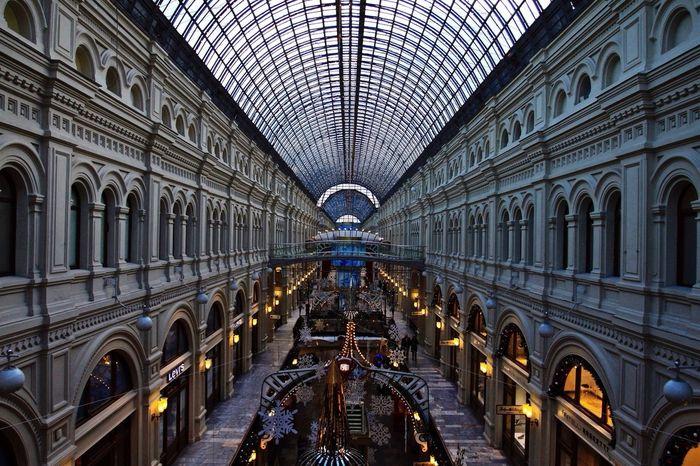 ГУМ Moscow Москва Precision