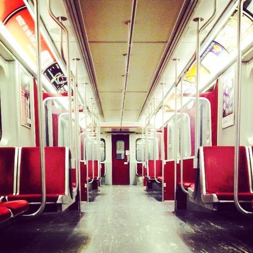 Last train Ttc 2am 1loveto Toronto Torontotransitcommission Empty Night Subway Transportation Train Lovetoronto Igerstoronto Igtoronto GTA Tdot  UndergroundToronto TTCzone Streetsoftoronto Ilovetoronto Lovetoronto The6 Ttczone_gangway