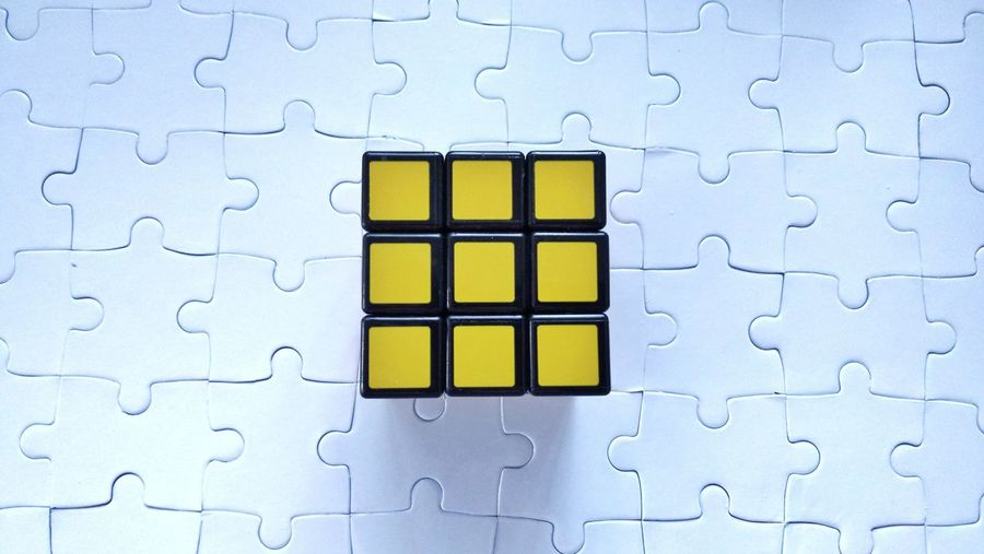 Puzzle  Yellow Pattern Close-up Knight - Chess Piece Chess Board Board Game Chess Piece Jigsaw Puzzle Toy Block Jigsaw Piece Chess Cube Shape King - Chess Piece Queen - Chess Piece Leisure Games