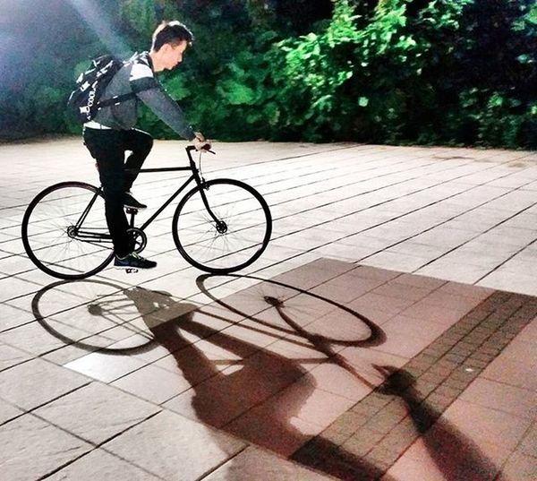 Bike Bikelife Fixedgear Fixedgears Fixedgearbike 紫杉醇
