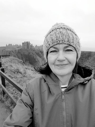 Blustery day in Stonehaven Scotland Landscape Scotlandsbeauty Scotland EyeEm Nature Lover Blackandwhite Blackandwhite Photography EyeEm Best Shots Eye4photography  Water Scotlandlover Castles In Ruin Castle Grounds Seaview Seascape Photography Looking At Camera Beach View
