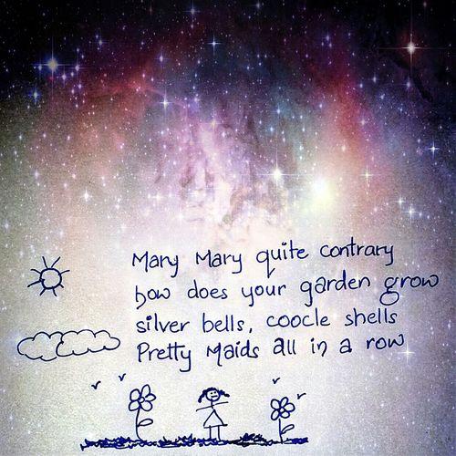 Doodle Art Nursery Rhyme Scribble