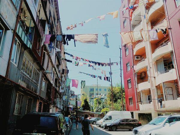 Batumi Georgia Cityscapes