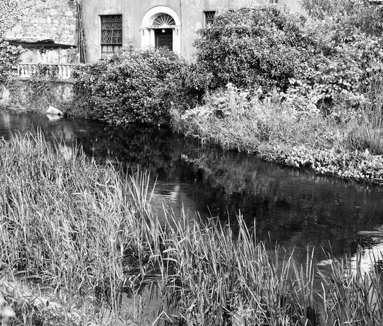 Galway river view