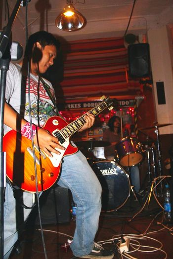 Gigs Punk Rock