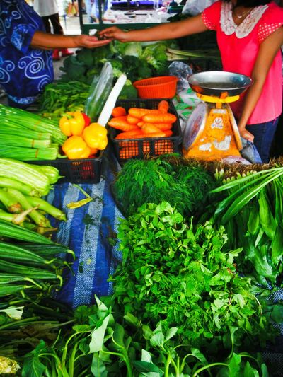 Market commerce Freshness Market Stall For Sale Market Choice Variation Healthy Eating Vegetable Thai Market Morning Market Real People Commerce Buying Food Money Fresh Market Fresh Vegetables Fresh Veggies Vegetable Market Market Life Marketlife Farmers Market Farmer's Market Thailand Buying Food