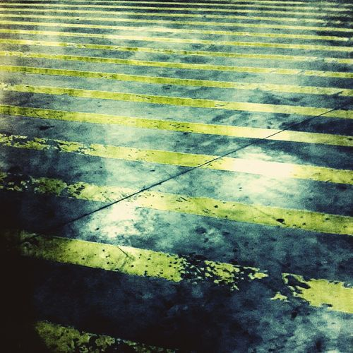 EyeEm Gallery EyeEm Vision Yellow Lines Road Marking Painted Concrete