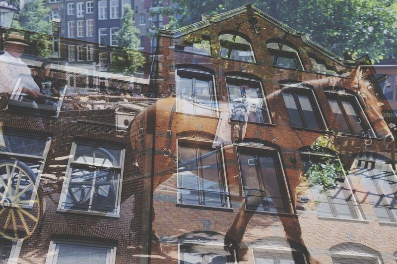 City Window Architecture Building Exterior Built Structure