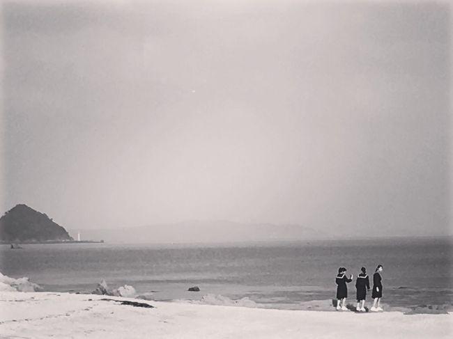 Sea 青春 海
