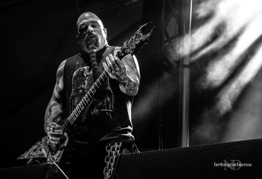 Kerry King of Slayer.From My Point Of View EyeEm Best Shots Eye4photography  Heavy Metal Music <3 Music Festival Kentucky  Singer  Portrait Metal Band Concert Louderthanlife Performance Rock Musician Arts Culture And Entertainment Musician Electric Guitar Guitar Music Guitarist Slayer