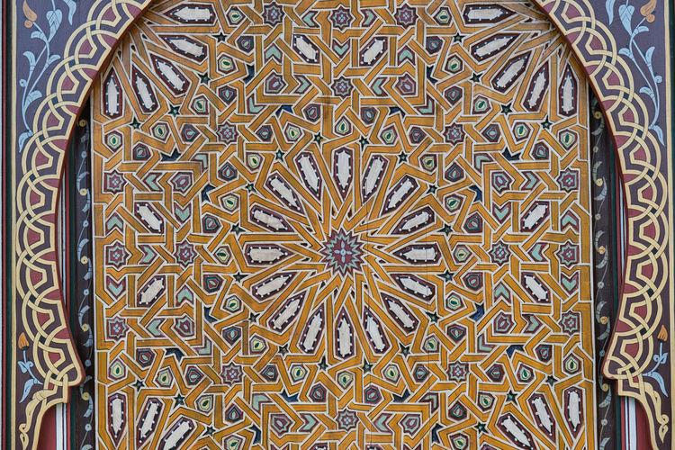 Pattern Art And