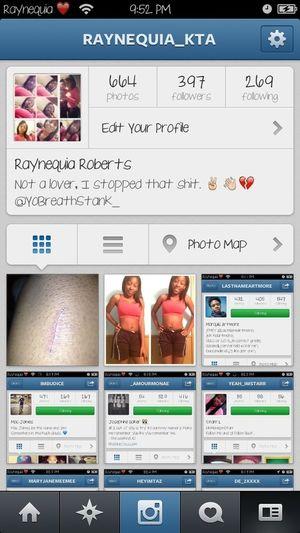 Follow me on Instagram : raynequia_kta