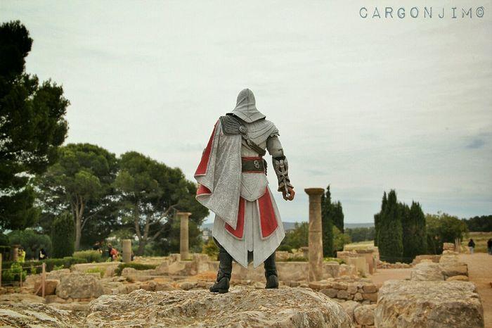 Echoes of the Roman ruins Assassinscreed Ruins Ancient History