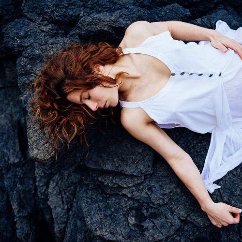 Ocean portraits with Sarah. Shot this set down at Flinders Blowhole. Portrait Portrait Photography