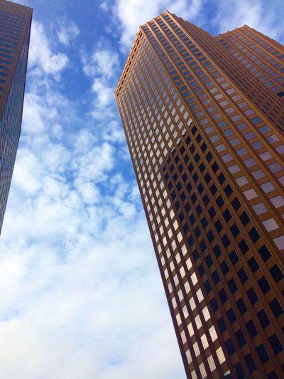 Boston, Massachusetts Skyline Center City
