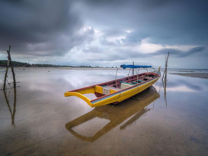 Slembeb boat