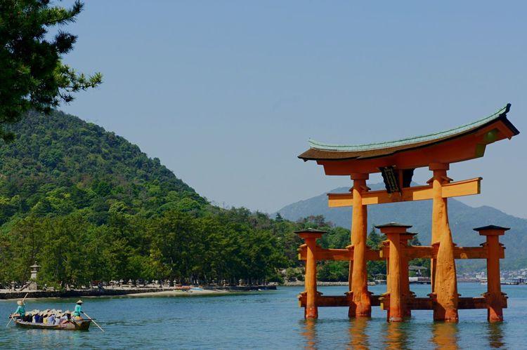 宮島* Japan The Calmness Within